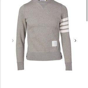Thom Browne grey sweater